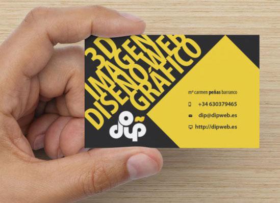 tarjeta dip