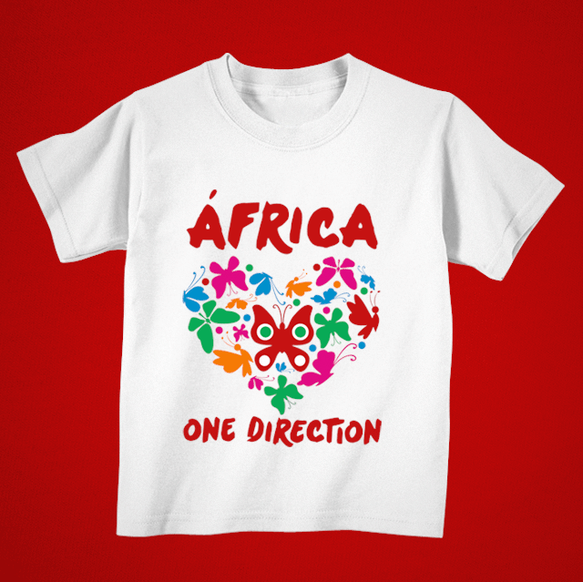 t-shirt one direction child